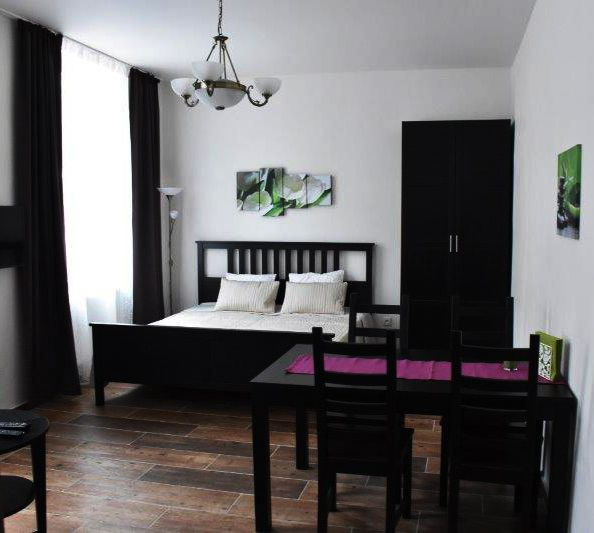 Apartments Tulip's Lake New and luxurious holiday apartments, 1 room apartment suitable for up to 4 people. Lake Lipno